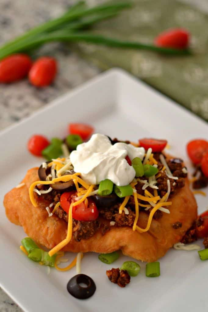 Indian Fry Bread For Navajo Tacos And More Small Town Woman
