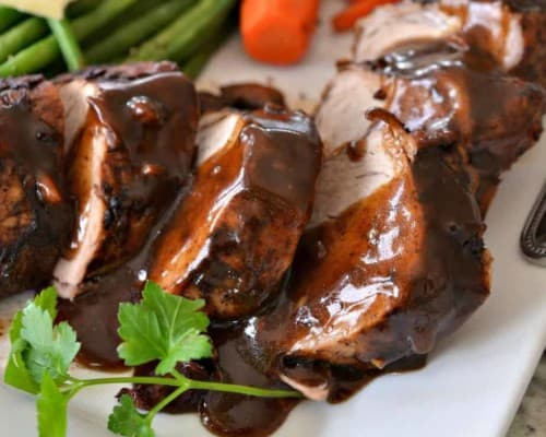 Slow Cooker Pork Tenderloin