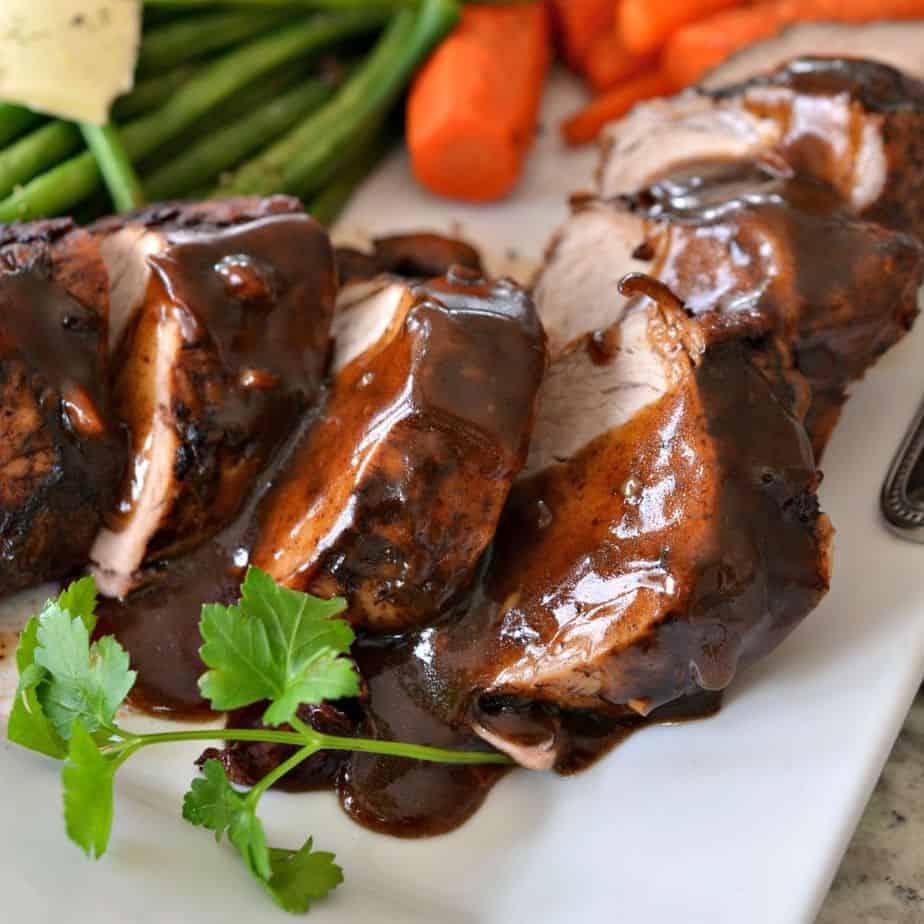 Pork Tenderloin in Crock Pot