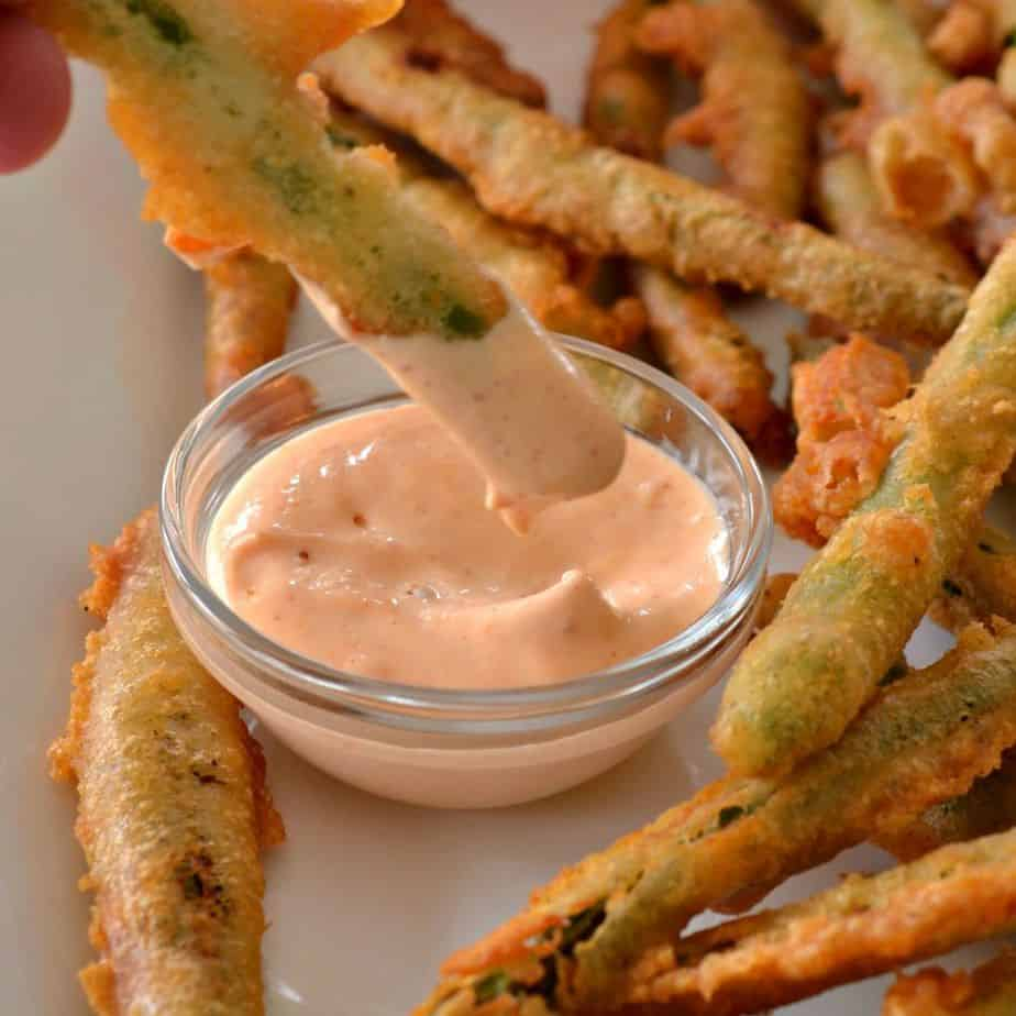 How to make Fried Green Beans