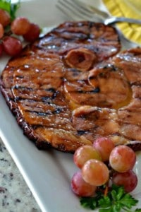 ham steak