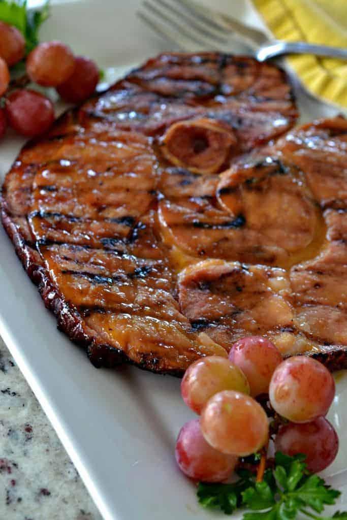 How to Cook Ham Steak