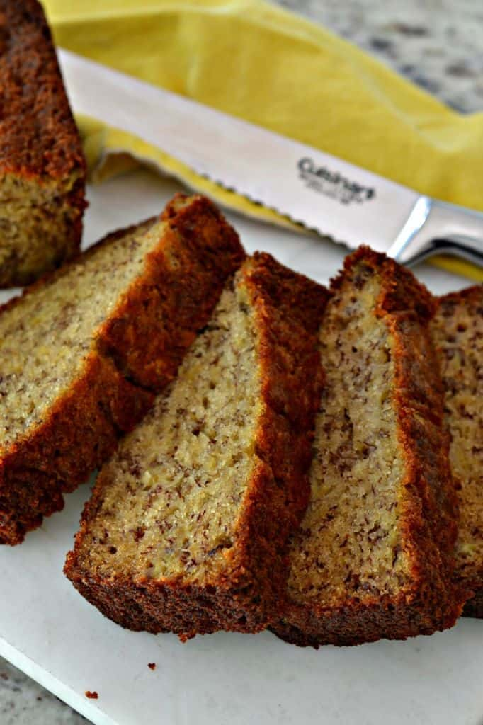 Quick Easy Banana Bread Recipe
