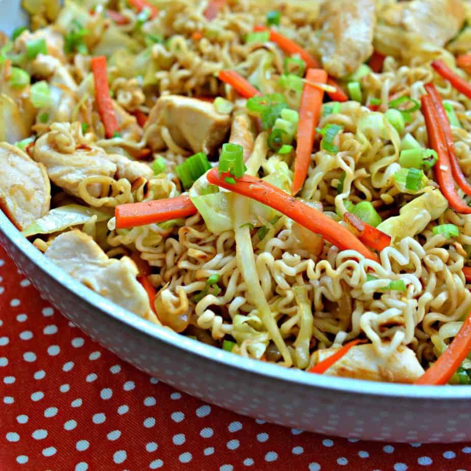 What is Chicken Chow Mein