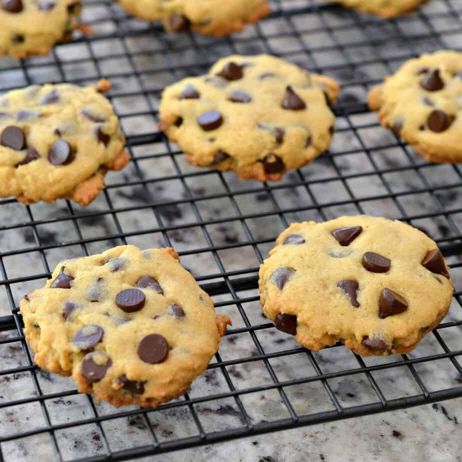 Chocolate Chip Cooke Recipe with Pudding