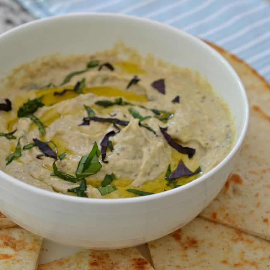 How to Make Baba Ganoush