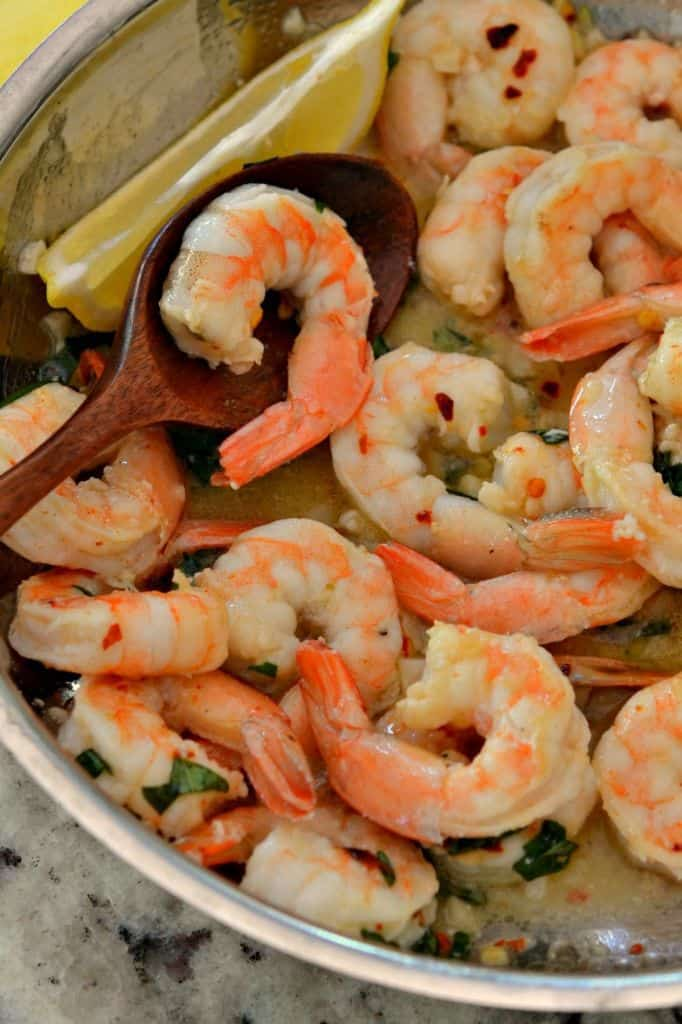Garlic and Butter Shrimp