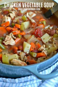 Chicken Vegetable Soup