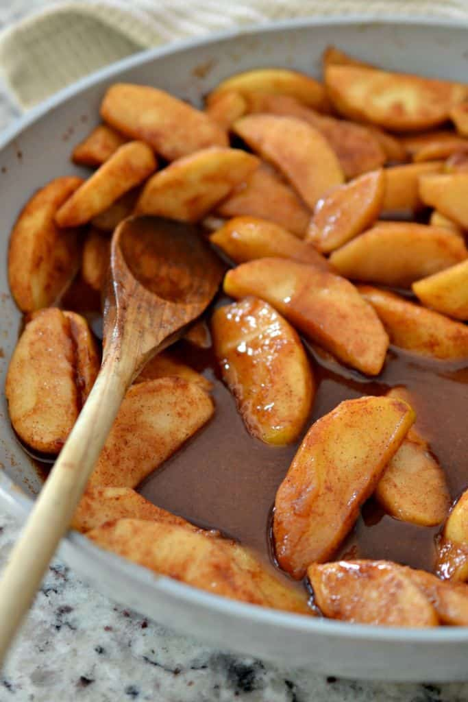 Fried Apples Recipe