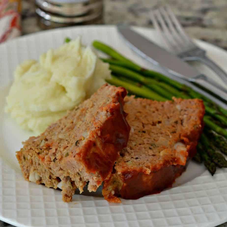 Air Fryer Turkey Meatloaf Simply Happy Foodie