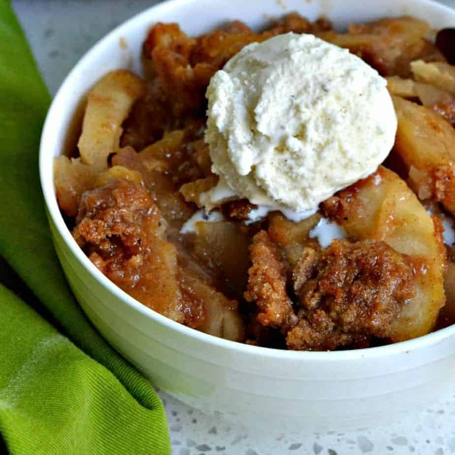 What is Apple Brown Betty