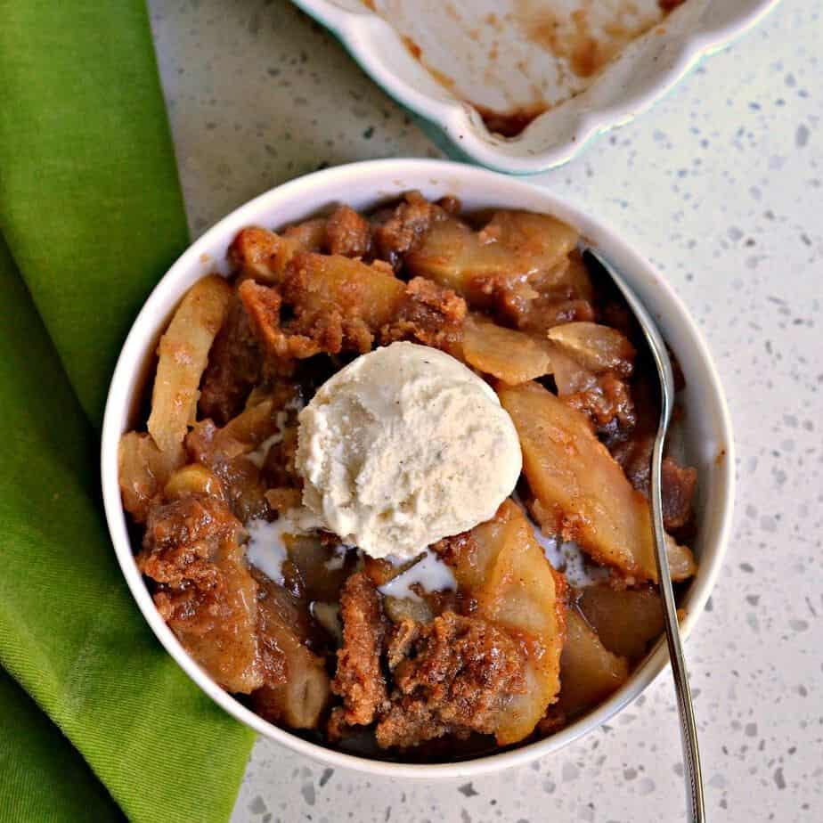 Old Fashioned Apple Brown Betty Recipe