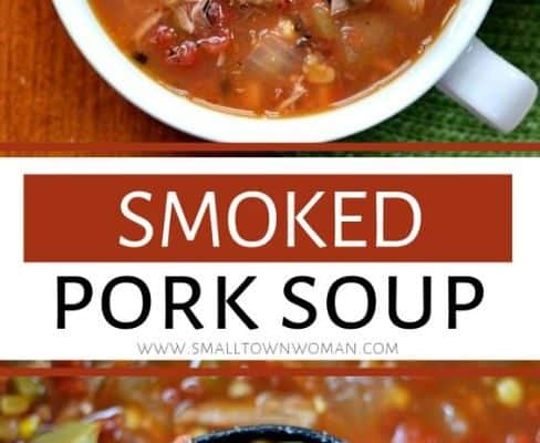 Smoked Pork Soup