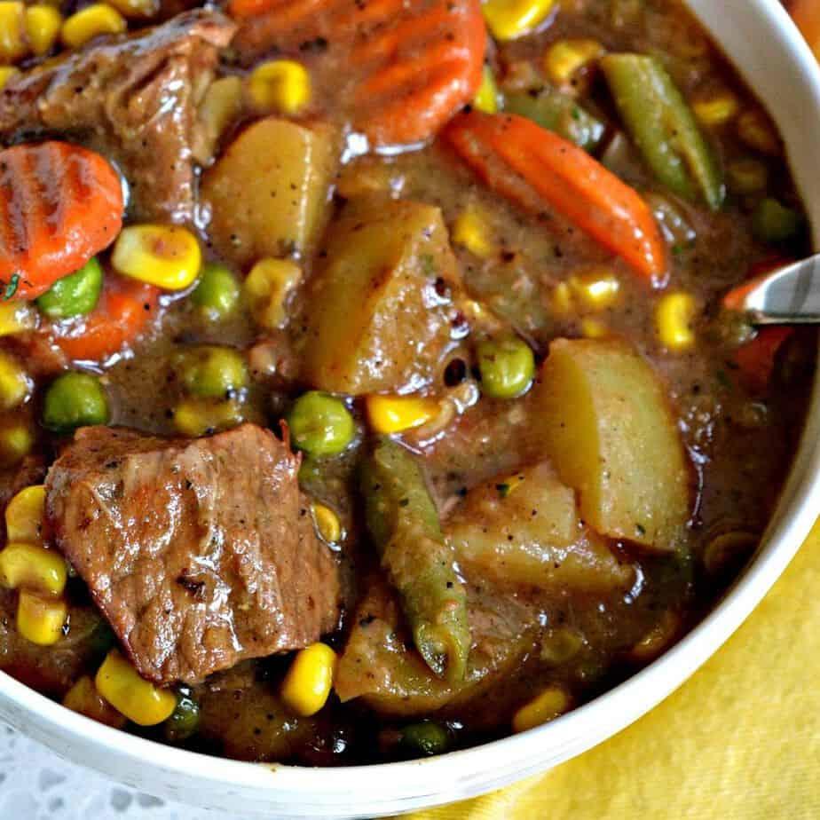 What is Mulligan Stew