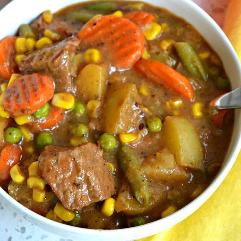 Mulligan Stew Recipe