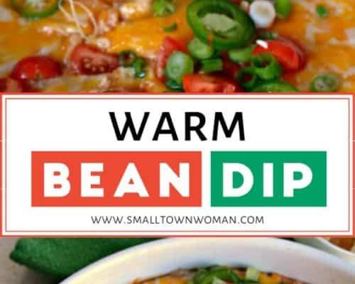 Warm Bean Dip