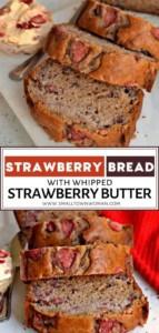 Strawberry Bread