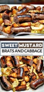 Brats and Cabbage