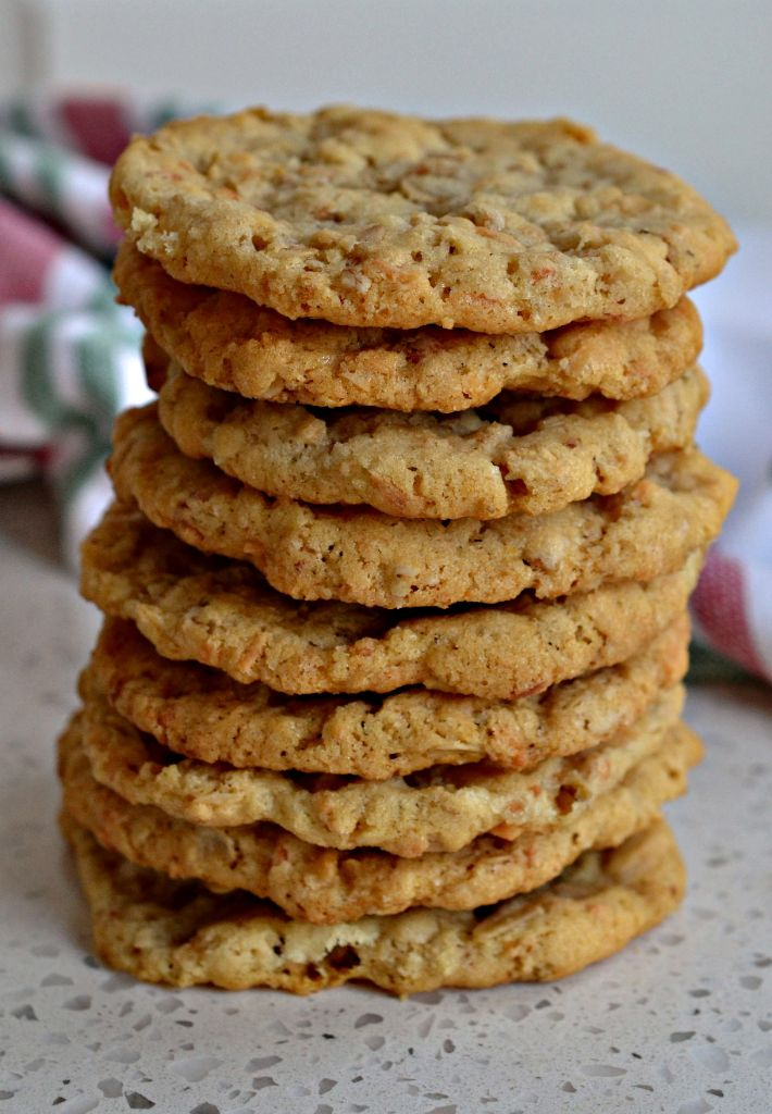 Anzac Cookies Chewy