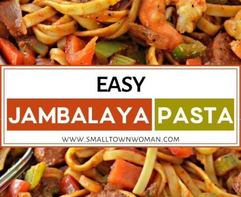 Jambalaya Pasta