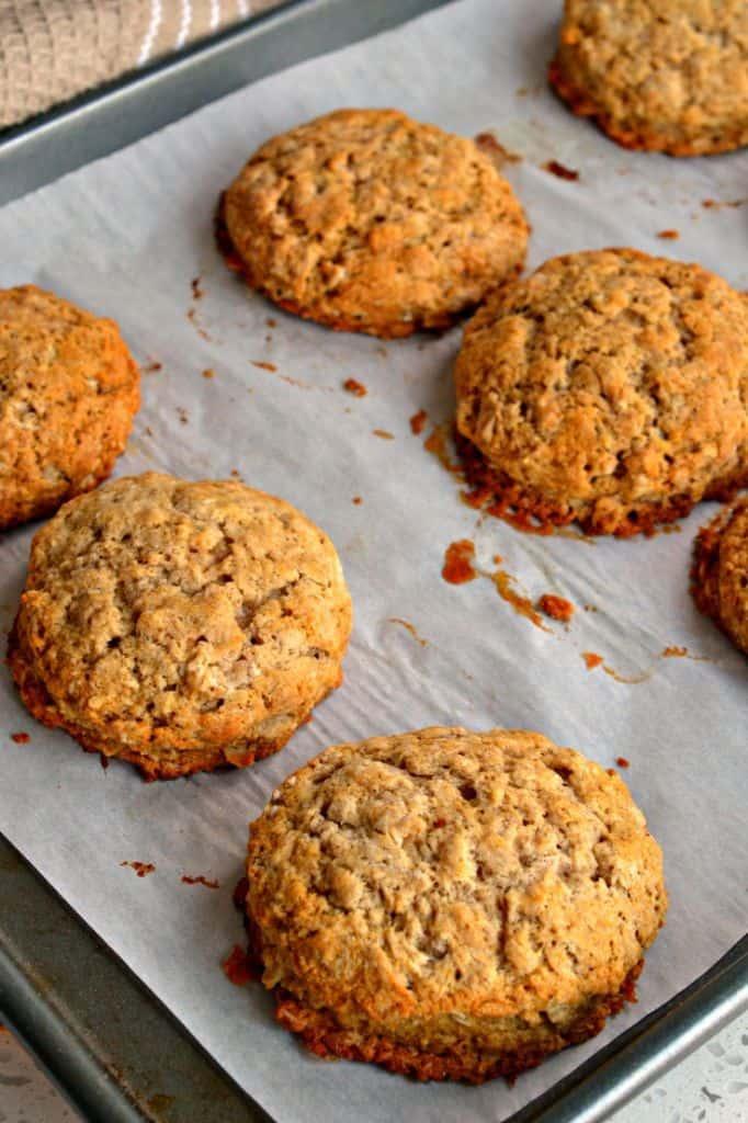 Irish Oatmeal Biscuits Recipe
