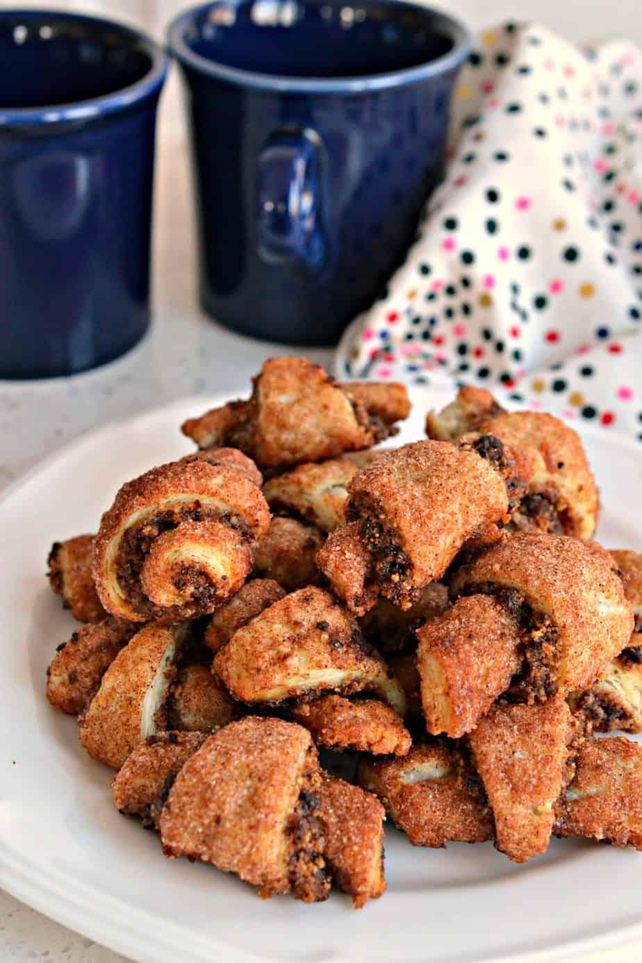 Rugelach Cookie Recipe