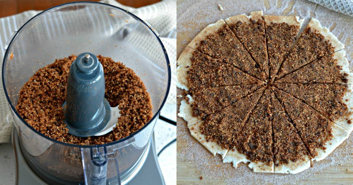 Cinnamon Rugelach Recipe