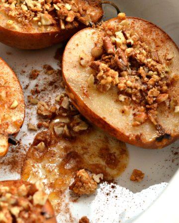 Baked Pear Dessert