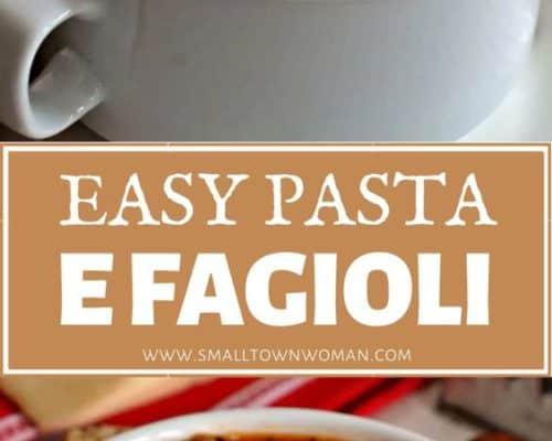 Pasta e Fagioli