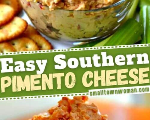 Quick Southern Pimento Cheese