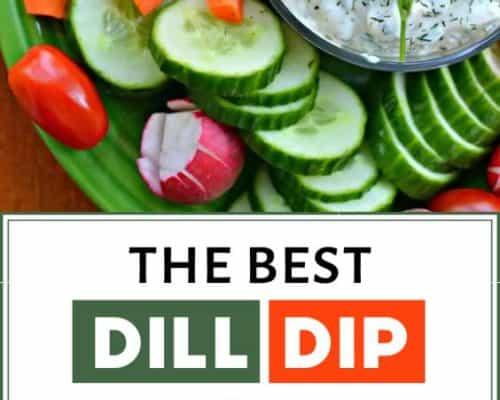 Dill Dip