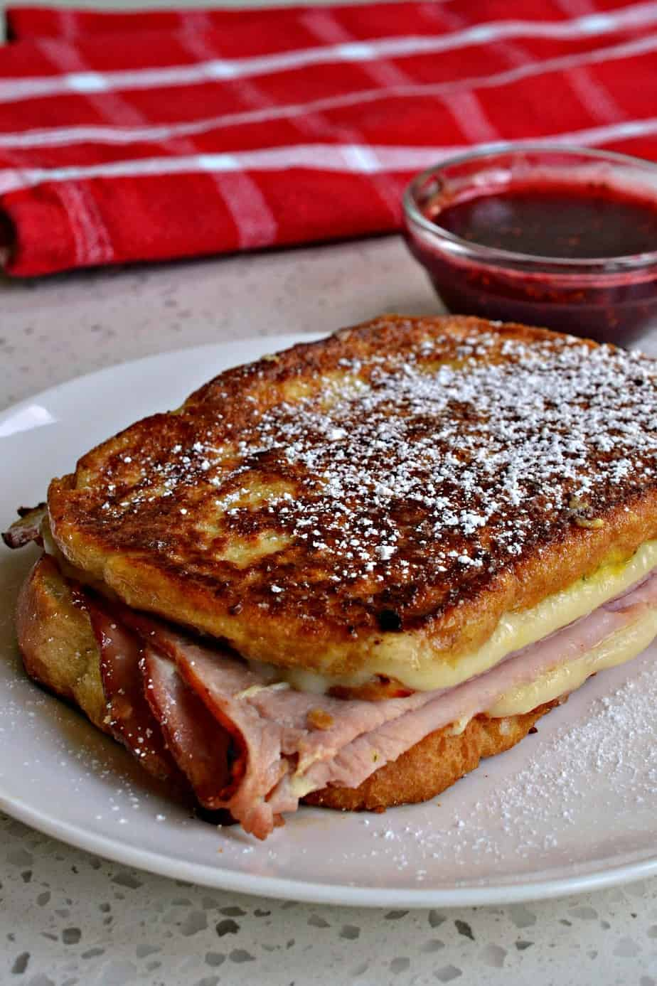 This Monte Cristo sandwich is delicious, dependable and incredibly easy.