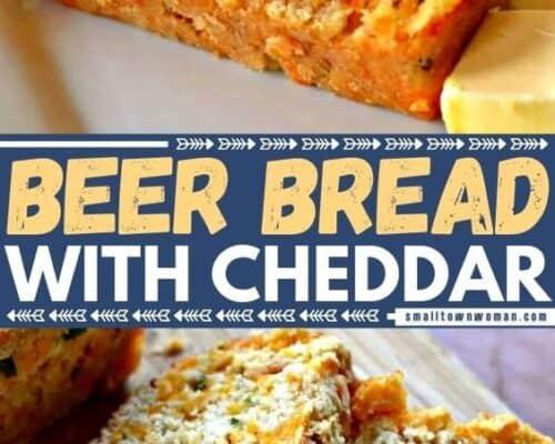 Jalapeno Beer Bread