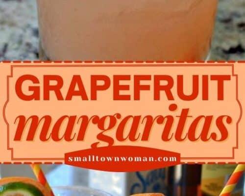Easy Grapefruit Margarita