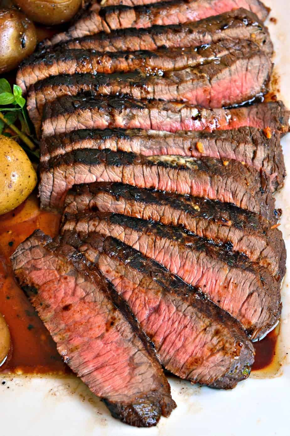 This London Broil recipe combines an easy tenderizing marinade with tips on cooking this less expensive cut of beef.