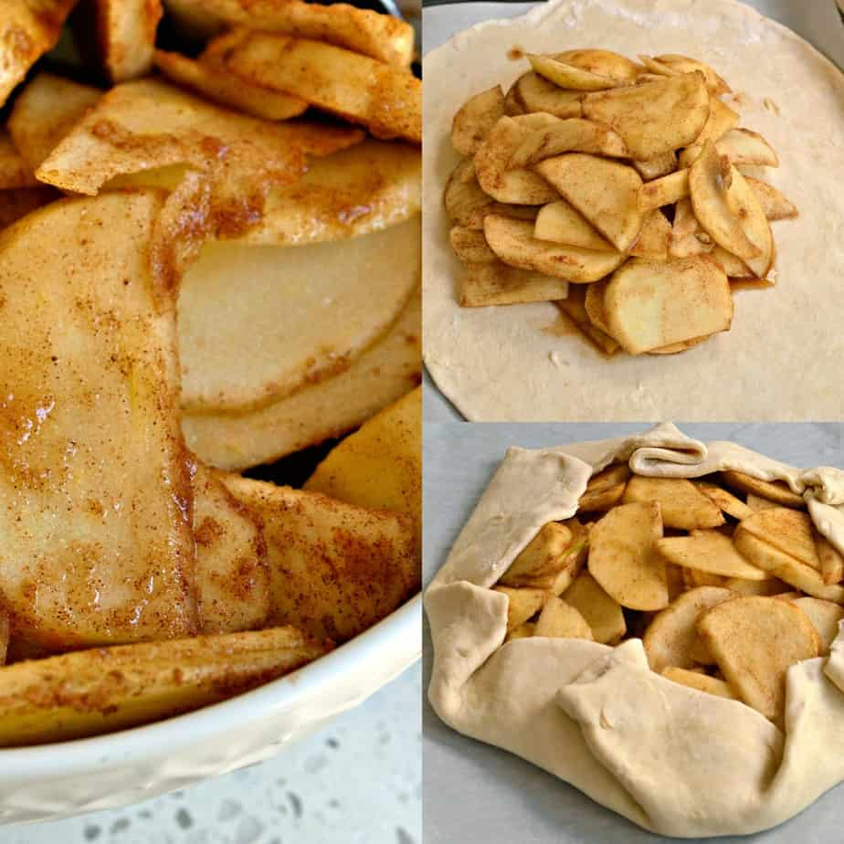 How to make Apple Galette