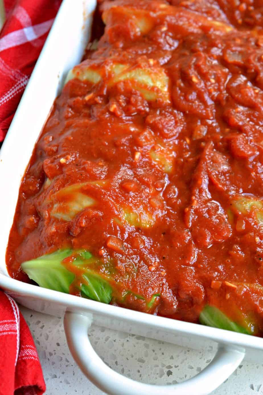 Here's how to make a classic Cabbage Rolls recipe, the perfect comfort food!