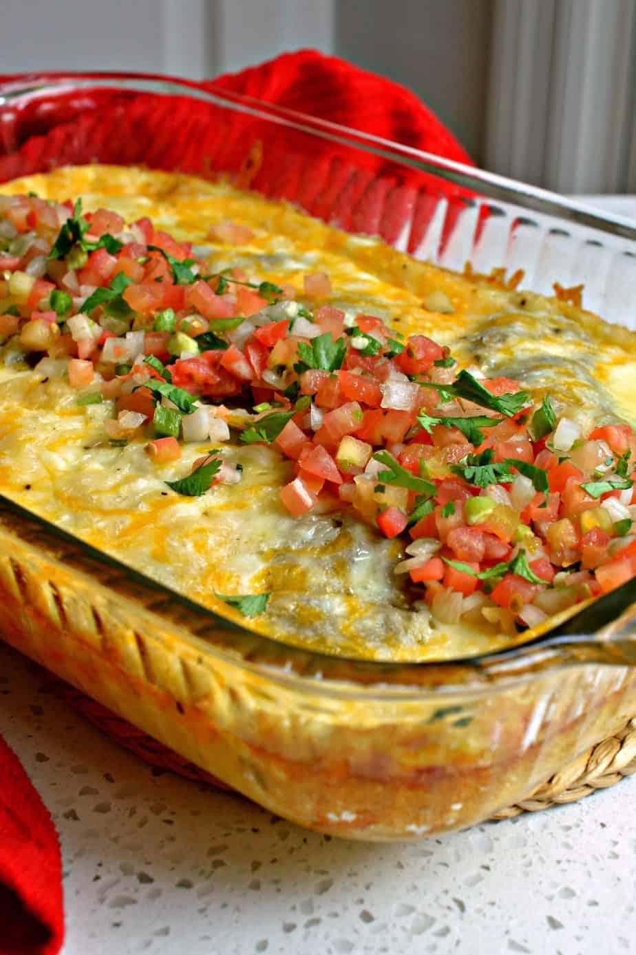 How to make Chile Relleno Casserole