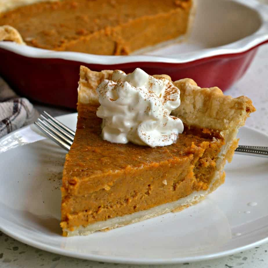 This southern sweet potato pie is a friend and family favorite and is always a hot commodity at holidays and potlucks.