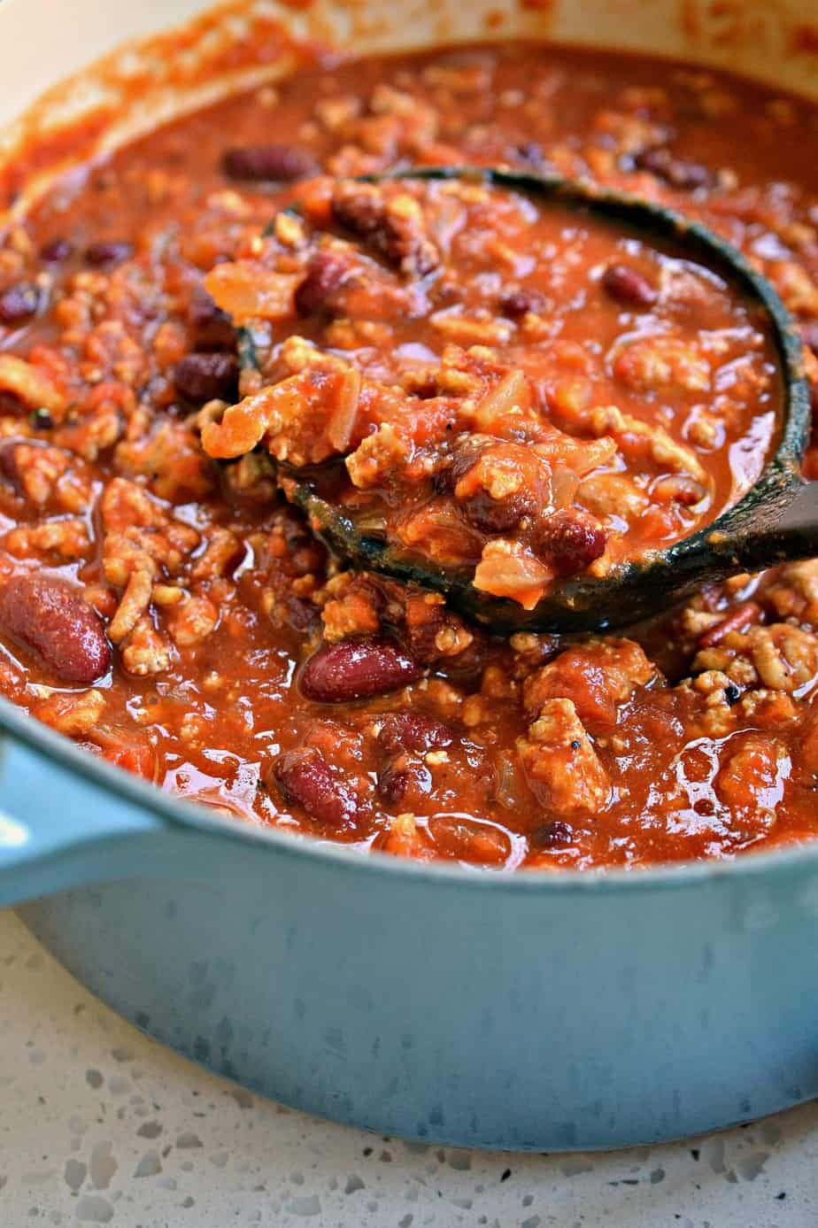 How to make Ground Turkey Chili