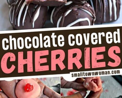 Chocolate Covered Cherries