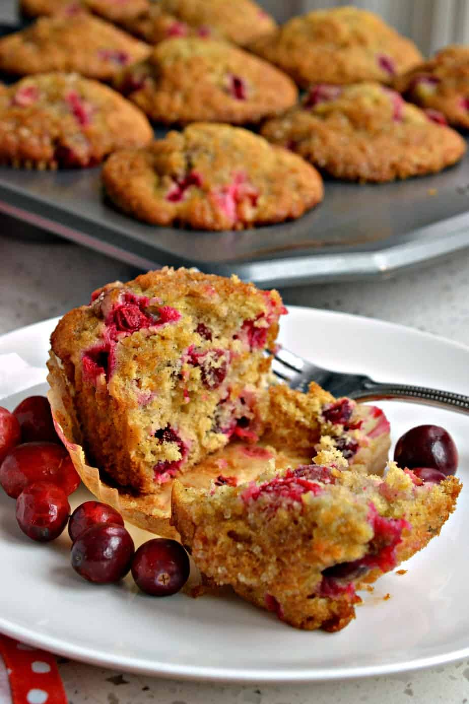 Bake a batch of Cranberry Orange Muffins today and get ready to hear all the praises.
