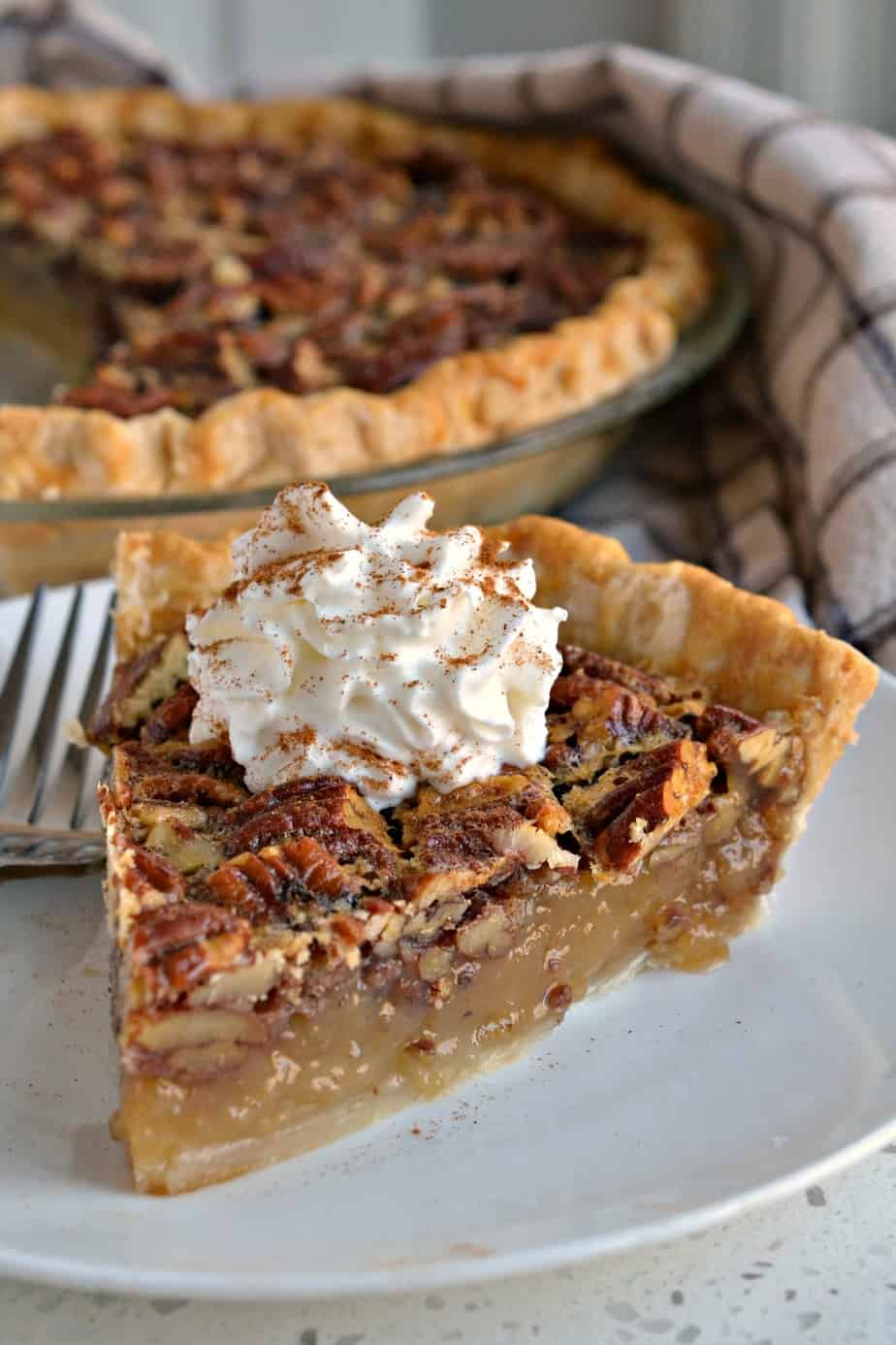 Pecan Pie is such a great Southern treat that is incredibly easy and delicious.