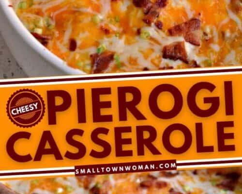 Pierogi Casserole