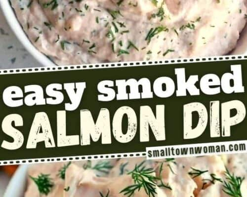 Salmon Dip