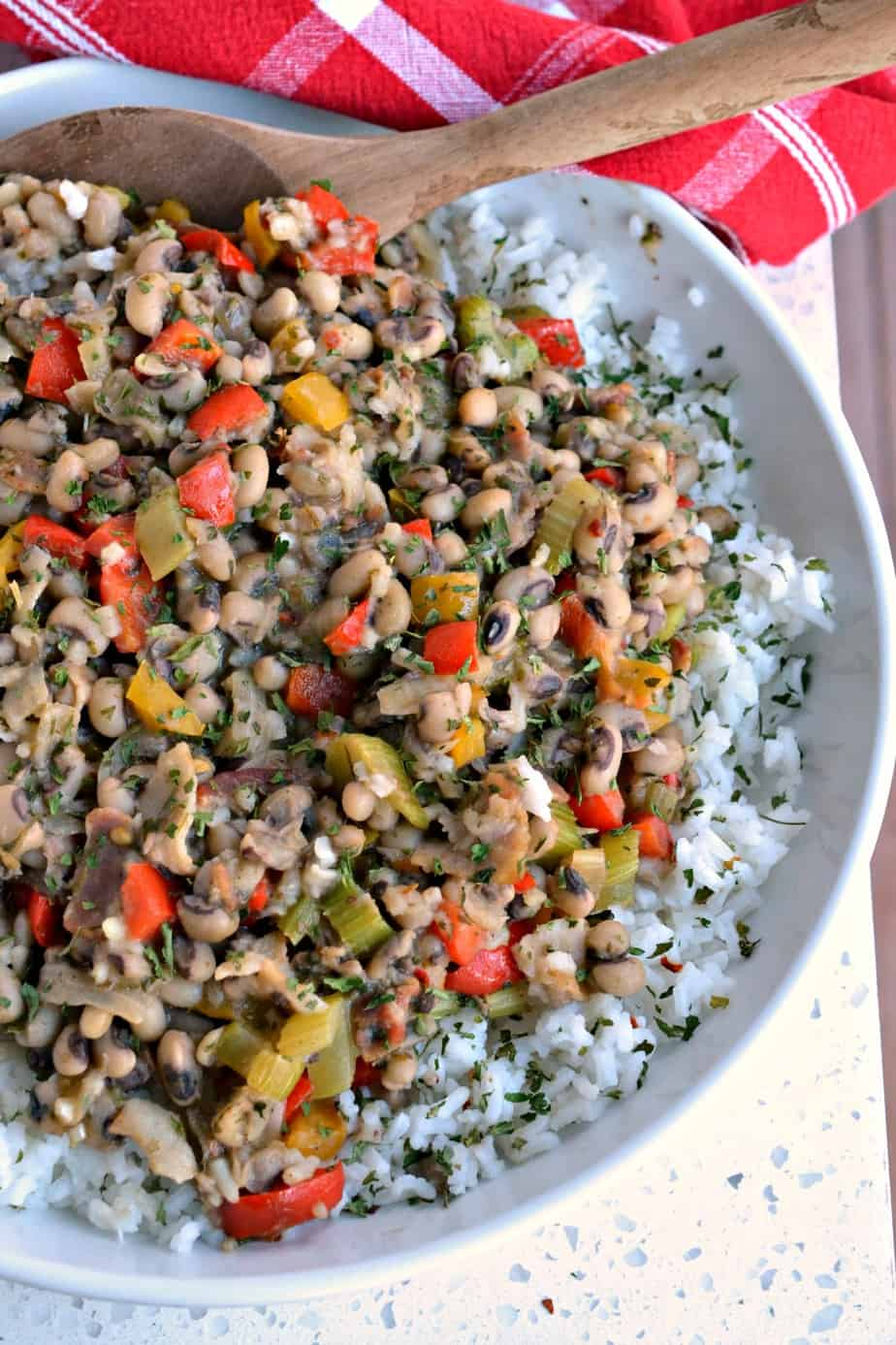 This scrumptious traditional Hoppin John recipe will quickly become one of your favorites.