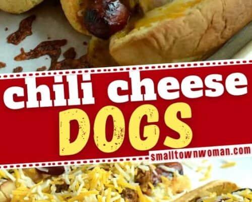 Chili Cheese Dogs