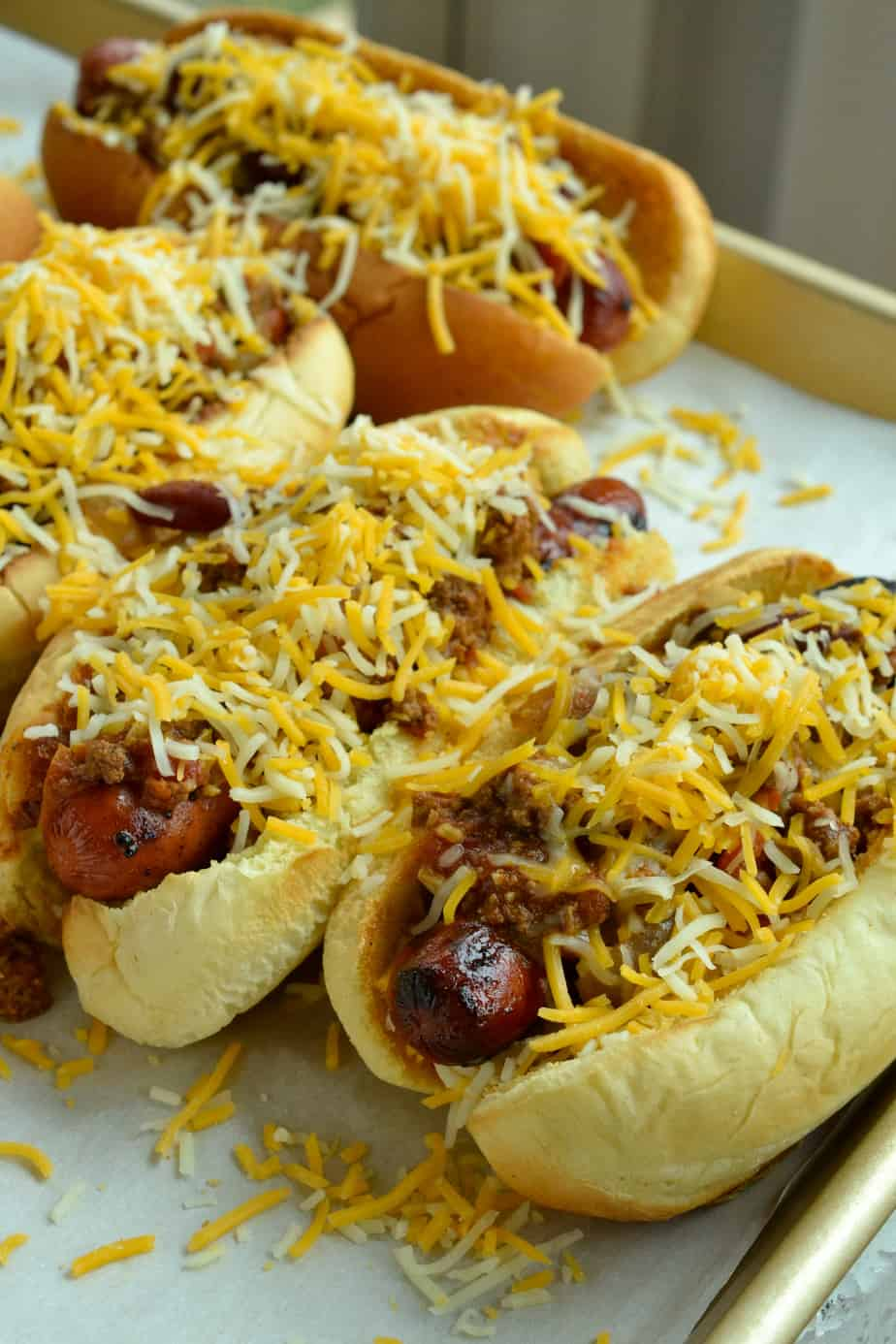 How to make Chili Cheese Dogs