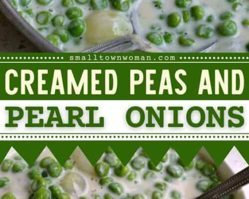 Peas and Pearl Onions