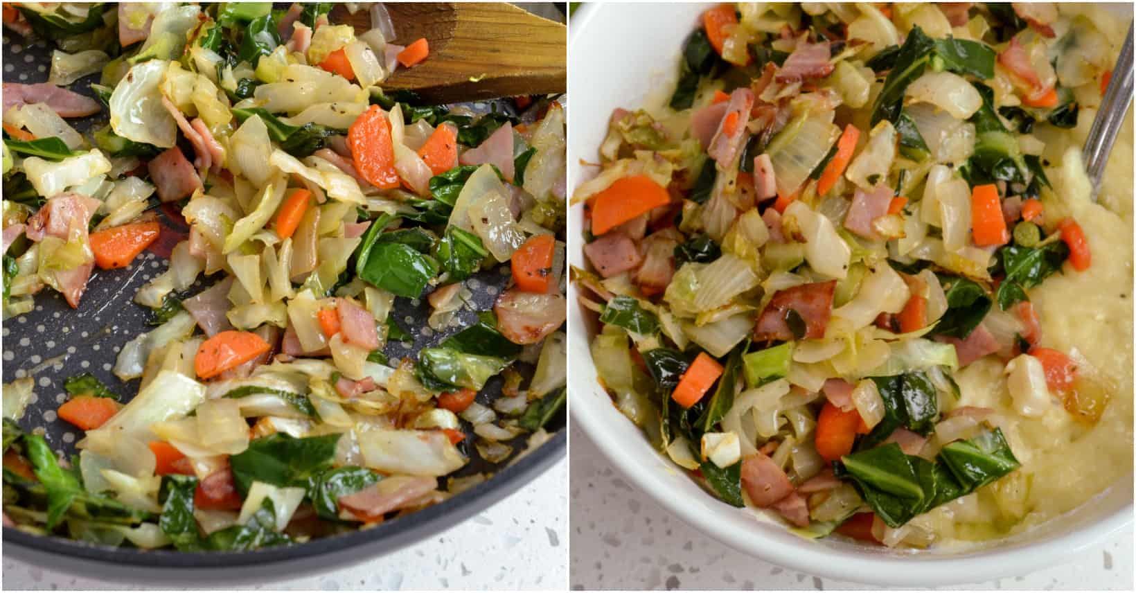 British Bubble and Squeak is delicious and easy to make.
